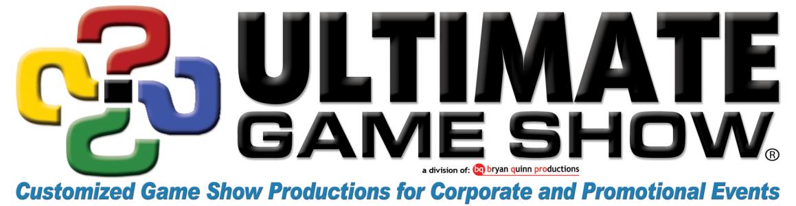 Ultimate Game Show Retina Logo