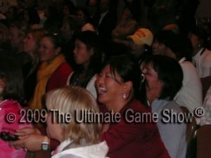 he competitive spirit fuels learning when Ultimate Game Show performs for the players of the LPGA.
