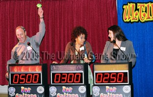A team-building game show from Ultimate Game Show